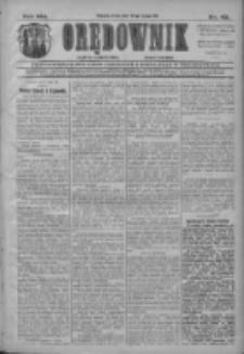Orędownik: najstarsze ludowe pismo narodowe i katolickie w Wielkopolsce 1911.02.22 R.41 Nr43