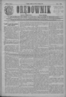Orędownik: najstarsze ludowe pismo narodowe i katolickie w Wielkopolsce 1911.02.24 R.41 Nr45