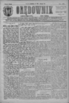 Orędownik: najstarsze ludowe pismo narodowe i katolickie w Wielkopolsce 1911.02.26 R.41 Nr47