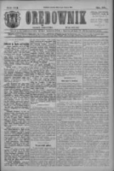 Orędownik: najstarsze ludowe pismo narodowe i katolickie w Wielkopolsce 1911.03.01 R.41 Nr49