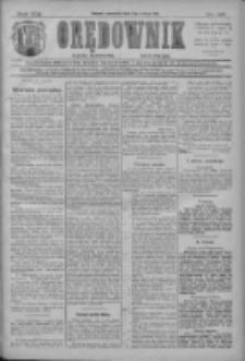 Orędownik: najstarsze ludowe pismo narodowe i katolickie w Wielkopolsce 1911.03.02 R.41 Nr50