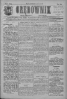 Orędownik: najstarsze ludowe pismo narodowe i katolickie w Wielkopolsce 1911.03.03 R.41 Nr51