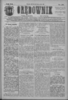 Orędownik: najstarsze ludowe pismo narodowe i katolickie w Wielkopolsce 1911.03.07 R.41 Nr54