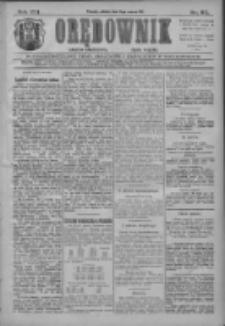 Orędownik: najstarsze ludowe pismo narodowe i katolickie w Wielkopolsce 1911.03.11 R.41 Nr58