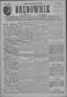 Orędownik: najstarsze ludowe pismo narodowe i katolickie w Wielkopolsce 1911.03.14 R.41 Nr60