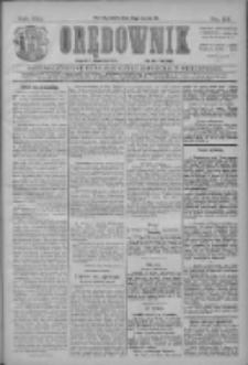 Orędownik: najstarsze ludowe pismo narodowe i katolickie w Wielkopolsce 1911.03.18 R.41 Nr64