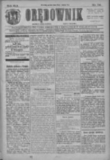 Orędownik: najstarsze ludowe pismo narodowe i katolickie w Wielkopolsce 1911.03.31 R.41 Nr74