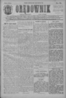 Orędownik: najstarsze ludowe pismo narodowe i katolickie w Wielkopolsce 1911.04.02 R.41 Nr76