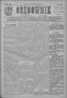 Orędownik: najstarsze ludowe pismo narodowe i katolickie w Wielkopolsce 1911.04.26 R.41 Nr95