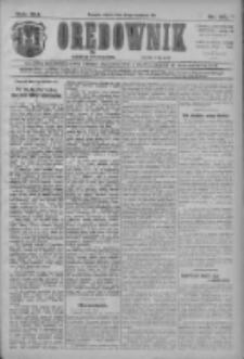 Orędownik: najstarsze ludowe pismo narodowe i katolickie w Wielkopolsce 1911.04.29 R.41 Nr98