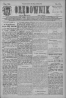 Orędownik: najstarsze ludowe pismo narodowe i katolickie w Wielkopolsce 1911.04.30 R.41 Nr99