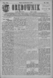 Orędownik: najstarsze ludowe pismo narodowe i katolickie w Wielkopolsce 1911.05.02 R.41 Nr100