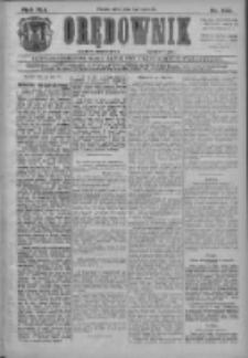 Orędownik: najstarsze ludowe pismo narodowe i katolickie w Wielkopolsce 1911.05.05 R.41 Nr103