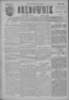 Orędownik: najstarsze ludowe pismo narodowe i katolickie w Wielkopolsce 1911.05.06 R.41 Nr104