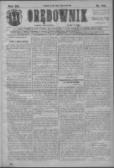 Orędownik: najstarsze ludowe pismo narodowe i katolickie w Wielkopolsce 1911.05.10 R.41 Nr106