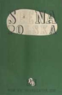 Scena Polska: organ Związku Artystów Scen Polskich. 1938 R.15 z.2-3