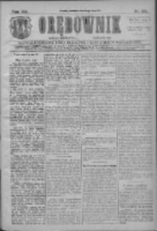 Orędownik: najstarsze ludowe pismo narodowe i katolickie w Wielkopolsce 1911.05.21 R.41 Nr116