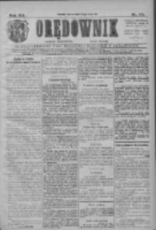 Orędownik: najstarsze ludowe pismo narodowe i katolickie w Wielkopolsce 1911.05.23 R.41 Nr117