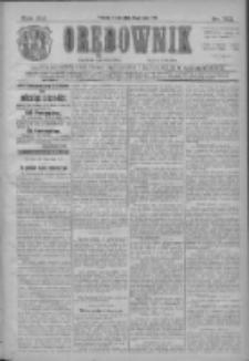 Orędownik: najstarsze ludowe pismo narodowe i katolickie w Wielkopolsce 1911.05.31 R.41 Nr123