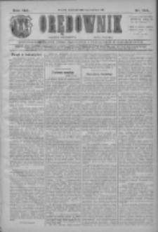 Orędownik: najstarsze ludowe pismo narodowe i katolickie w Wielkopolsce 1911.06.01 Nr124