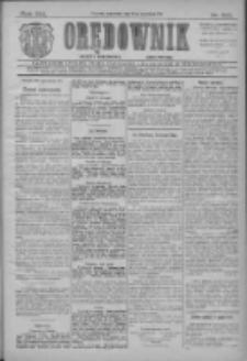 Orędownik: najstarsze ludowe pismo narodowe i katolickie w Wielkopolsce 1911.06.08 Nr129