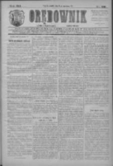 Orędownik: najstarsze ludowe pismo narodowe i katolickie w Wielkopolsce 1911.06.09 Nr130