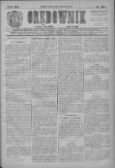 Orędownik: najstarsze ludowe pismo narodowe i katolickie w Wielkopolsce 1911.06.11 Nr132