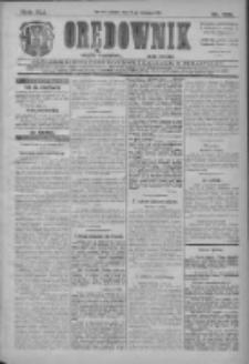 Orędownik: najstarsze ludowe pismo narodowe i katolickie w Wielkopolsce 1911.06.17 Nr136