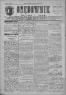Orędownik: najstarsze ludowe pismo narodowe i katolickie w Wielkopolsce 1911.06.23 Nr141