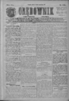 Orędownik: najstarsze ludowe pismo narodowe i katolickie w Wielkopolsce 1911.07.02 R.41 Nr148