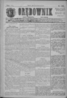 Orędownik: najstarsze ludowe pismo narodowe i katolickie w Wielkopolsce 1911.07.04 R.41 Nr149