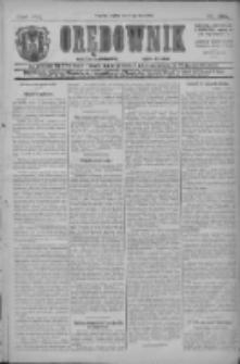 Orędownik: najstarsze ludowe pismo narodowe i katolickie w Wielkopolsce 1911.07.07 R.41 Nr152