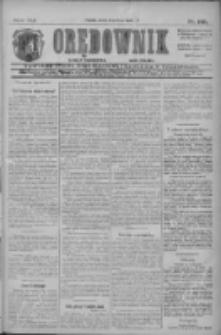 Orędownik: najstarsze ludowe pismo narodowe i katolickie w Wielkopolsce 1911.07.12 R.41 Nr156