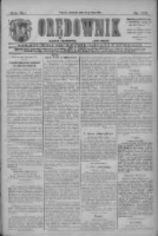 Orędownik: najstarsze ludowe pismo narodowe i katolickie w Wielkopolsce 1911.07.16 R.41 Nr160