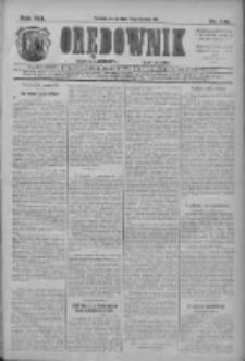 Orędownik: najstarsze ludowe pismo narodowe i katolickie w Wielkopolsce 1911.08.04 R.41 Nr176