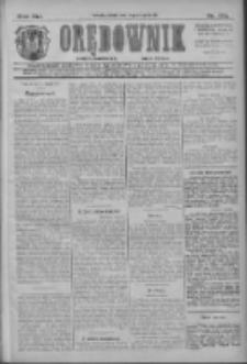 Orędownik: najstarsze ludowe pismo narodowe i katolickie w Wielkopolsce 1911.08.12 R.41 Nr183