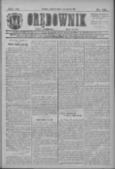 Orędownik: najstarsze ludowe pismo narodowe i katolickie w Wielkopolsce 1911.08.17 R.41 Nr186