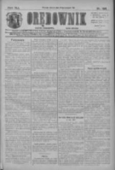 Orędownik: najstarsze ludowe pismo narodowe i katolickie w Wielkopolsce 1911.08.22 R.41 Nr190