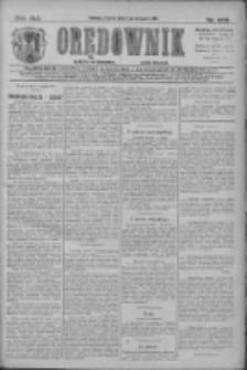 Orędownik: najstarsze ludowe pismo narodowe i katolickie w Wielkopolsce 1911.09.05 R.41 Nr202