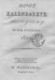 Nowy Kalendarzyk Polityczny na Rok 1829