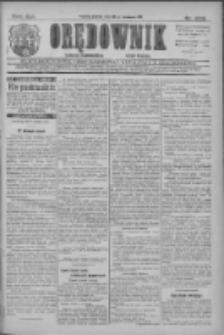 Orędownik: najstarsze ludowe pismo narodowe i katolickie w Wielkopolsce 1911.09.30 R.41 Nr223