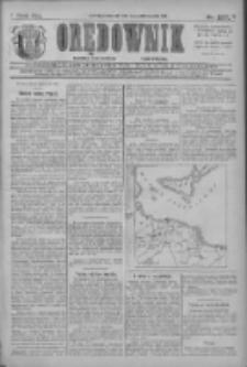 Orędownik: najstarsze ludowe pismo narodowe i katolickie w Wielkopolsce 1911.10.05 R.41 Nr227
