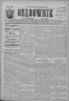 Orędownik: najstarsze ludowe pismo narodowe i katolickie w Wielkopolsce 1911.10.29 R.41 Nr248