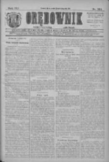 Orędownik: najstarsze ludowe pismo narodowe i katolickie w Wielkopolsce 1911.11.15 R.41 Nr261