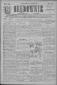 Orędownik: najstarsze ludowe pismo narodowe i katolickie w Wielkopolsce 1911.11.18 R.41 Nr264