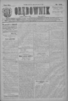 Orędownik: najstarsze ludowe pismo narodowe i katolickie w Wielkopolsce 1911.12.21 R.41 Nr290