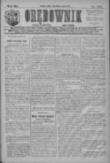 Orędownik: najstarsze ludowe pismo narodowe i katolickie w Wielkopolsce 1911.12.23 R.41 Nr292