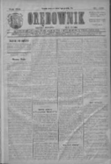 Orędownik: najstarsze ludowe pismo narodowe i katolickie w Wielkopolsce 1911.12.31 R.41 Nr297