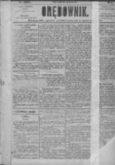 Orędownik: pismo dla spraw politycznych i społecznych 1904.01.05 R.34 Nr3