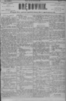 Orędownik: pismo dla spraw politycznych i społecznych 1904.01.13 R.34 Nr9